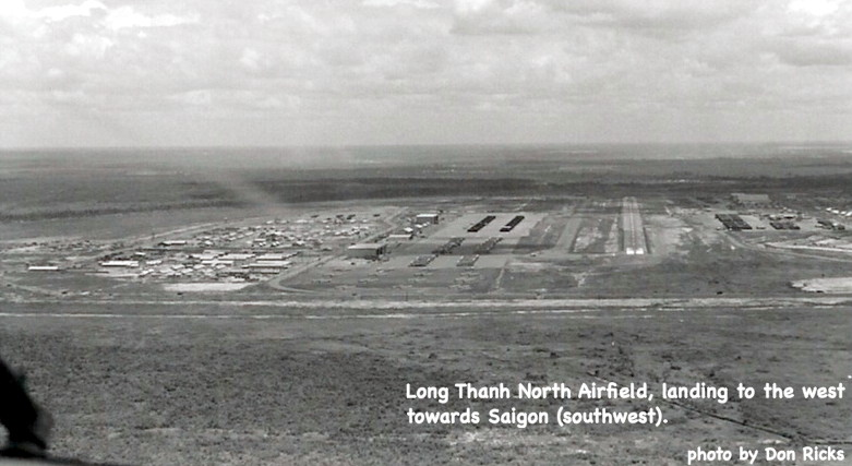 Long Thanh North Airfield, near Saigon, 1970